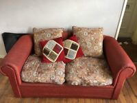 60s style sofa bed