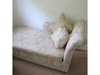 Chaise Lounge double sofa bed