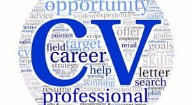 Looking for Professional Job CV Writing?Resume/Cover Letter/SOP Proofread/Dissertation/Tutor/HND/Law
