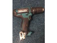 Makita 10.8V Impact Driver and 10.8V Combi Drill