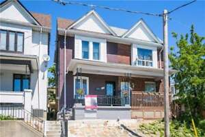 2-Storey Duplex In Dovercourt-Wallace Emerson-Junction