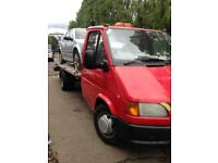 Scrap cars and vans bought for cash, good prices paid.