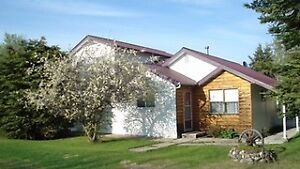 House for Sale in Saskatchewan near Rivers, Lakes & Golf!