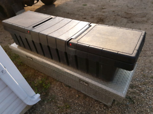 black Full Size Truck Toolboxes