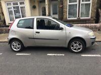 Fiat punto 1.2 petrol