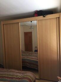 Sliderobe wardrobe