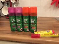 BUZZ OFF Insect Repellent