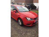 **FOR SALE** 65 plate Seat Ibiza, 1.4 litre engine, 3200miles
