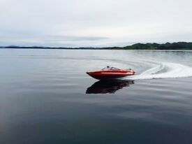 Fletcher Speed boat