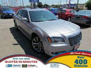 2014 Chrysler 300 S | LEATHER | SUNROOF | NAV | BACKUP CAM
