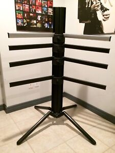Synth rack stand piano clavier