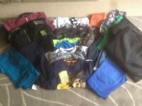 Boys Kids Clothes Selection Bundle Age 13 Next Gap Flipback No Fear
