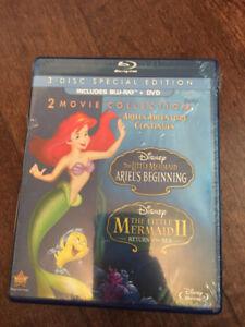 Disney Kids DVD's and Blu-Rays