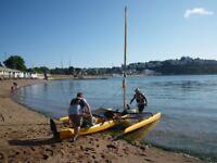 Hobie Tandem Island Kayak 2014 model