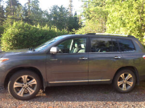 2011 Toyota Highlander Limited VUS