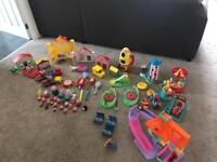 Peppa pig toy bundle and others