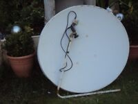 100cm Satellite Dish