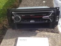Sony MEX-N4100BT car radio