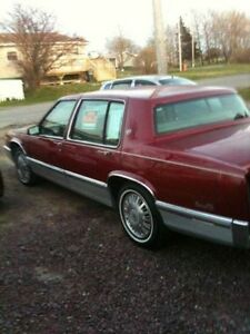 1993 Cadillac Deville Touring 48,000 Miles