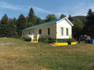 Maison mobile à vendre ( rénovée)
