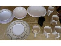 Plates, bowls, mugs and kitchenware for sale