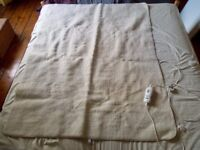 Dreamland Heated Fleece Fitted Electric Underblanket