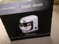 Cookworks food mixer