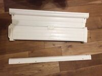 Concertina Baby Stair Gate
