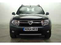2014 Dacia Duster LAUREATE DCI 4WD Diesel grey Manual