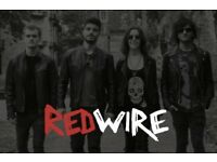 Drummer wanted for hard rock band Redwire