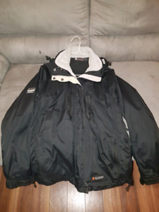 Winter coat XL feels like medium 60.00
