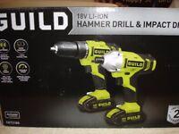 combi drill&driver