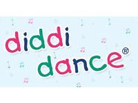 Dance teacher/leader for leading national pre-school dance activity provider