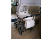 BabyStyle Lux Collection Pram 2 in 1 Very good condition