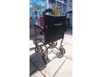 Roma lightweight wheelchair