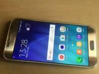 Samsung galaxy s6 Gold 32GB unlocked smartphone andriod