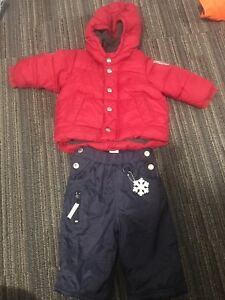 Baby Gap winter jacket and snow pants