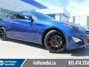 2016 Hyundai Genesis Coupe 3.8 GT RIMS BLACKED OUT LIGHTS