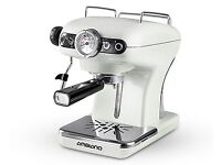 Ambivano Espresso coffee maker with milk frother