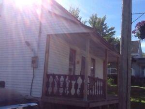 Maison a vendre pour déménager!