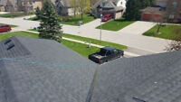 Need a new roof or a repair.