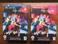 The secret life of us complete series 1-3