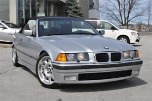 1997 BMW 328i CONVERTIBLE l M PACKAGE l MANUAL l EXTREMELY RARE