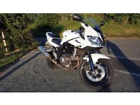 Suzuki SV650, mint condition, serviced, low mileage, very fun to ride