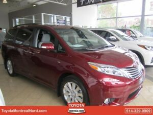 Toyota Sienna Limited AWD 7-Pass (DEMO) 2017