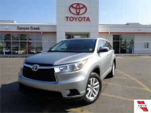 2016 Toyota Highlander LE AWD V6 EXCELLENT CONDITION CLEAN CARPR