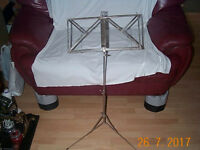 Music sheet stand, great condition, only £6. Collect from Pontardawe SA8..