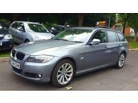 BMW 3 SERIES 320d SE TOURING (grey) 2008