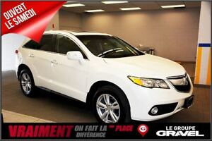 2015 Acura RDX Tech GPS CAMERA BLUETOOTH CUIR TOIT OUVRANT