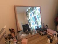 Ikea 65x65cm mirror